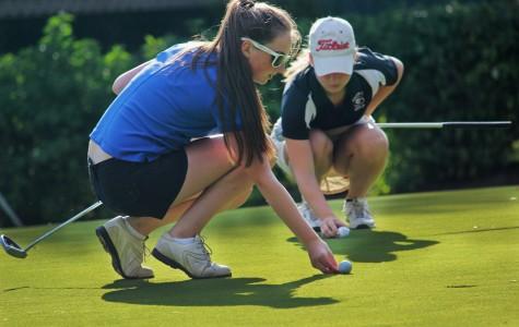 Girls Golf Back in Full Swing After Three Year Hiatus