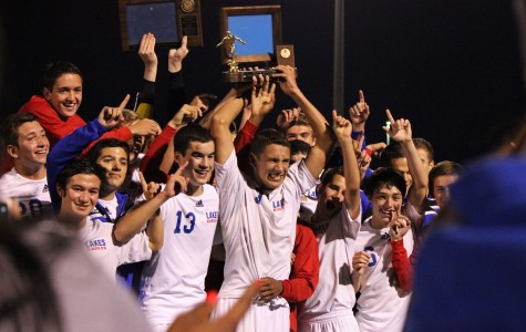 Boys Soccer Crushes Lake Forest in the NSC Championship, Makes School History