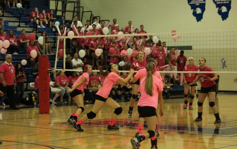 Volleyball Clinches Regional Title
