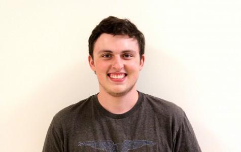 Andy Olson, Sports Editor