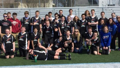 Girls Soccer Hosts 'Kick It For Cure'