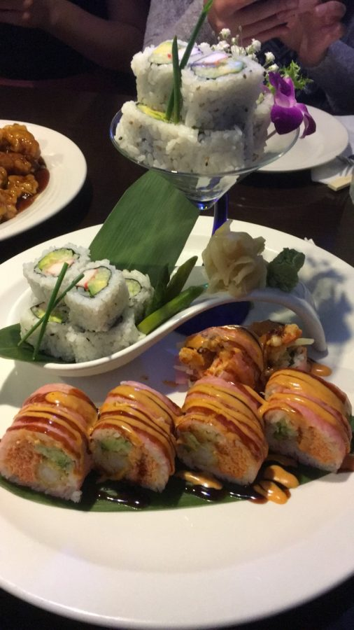 Sushi+entree+from+Asian+Harbor+in+Antioch