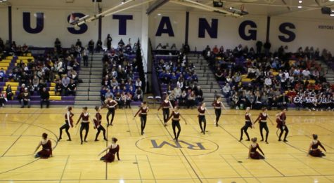 Lakes Dance preforming at Rolling Meadows High School