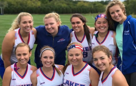 Lakes Field Hockey Seniors