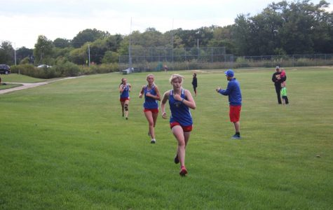 Surge in Runners to Lead Girls to Victory