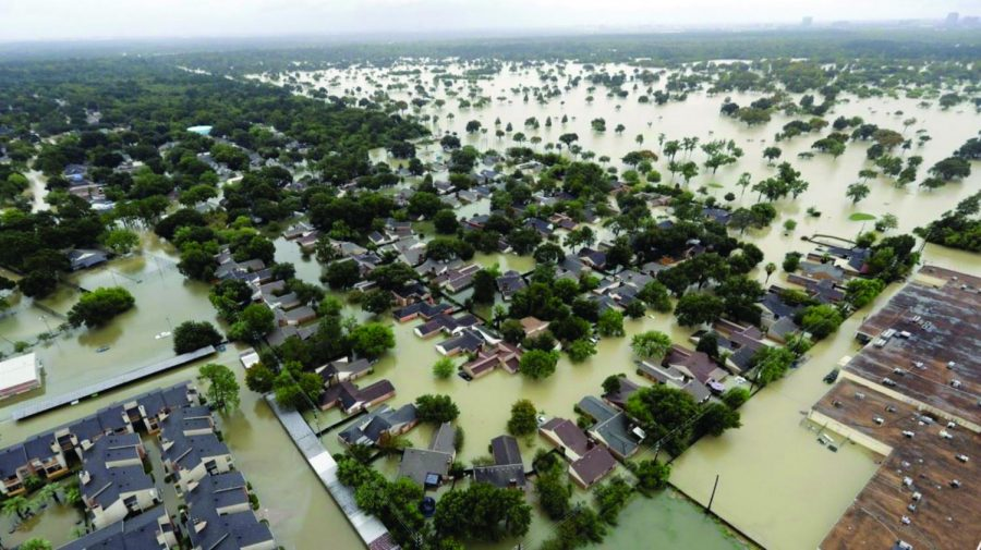 Devastating+flooding+after+Hurricane+Harvey.+