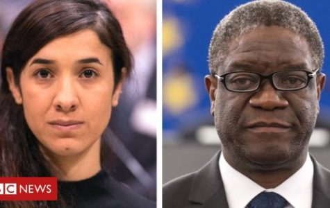 Murad and Mukwege Win Nobel Peace Prize for Efforts Against Sexual Violence