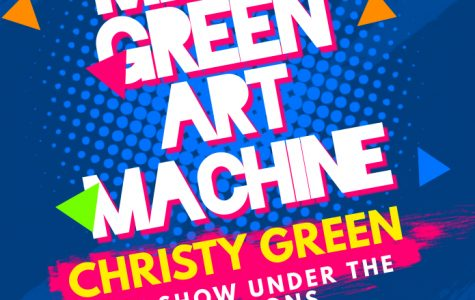 Stairwell Shows: Christy Green