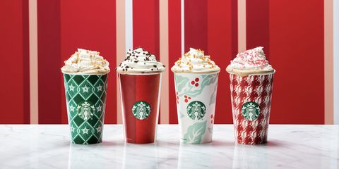 Holiday Drinks to Look Forward to at Starbucks