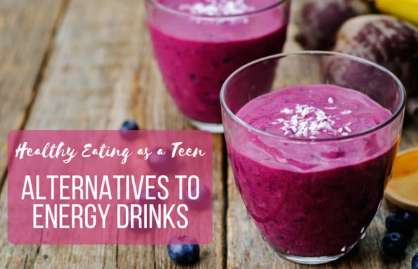 Energy Without the Help from Sugar and Caffeine