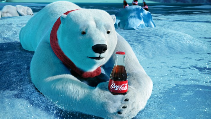 Morbid Winter Coca Cola Ads
