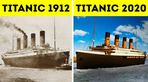 The Return of the Titanic in 2022