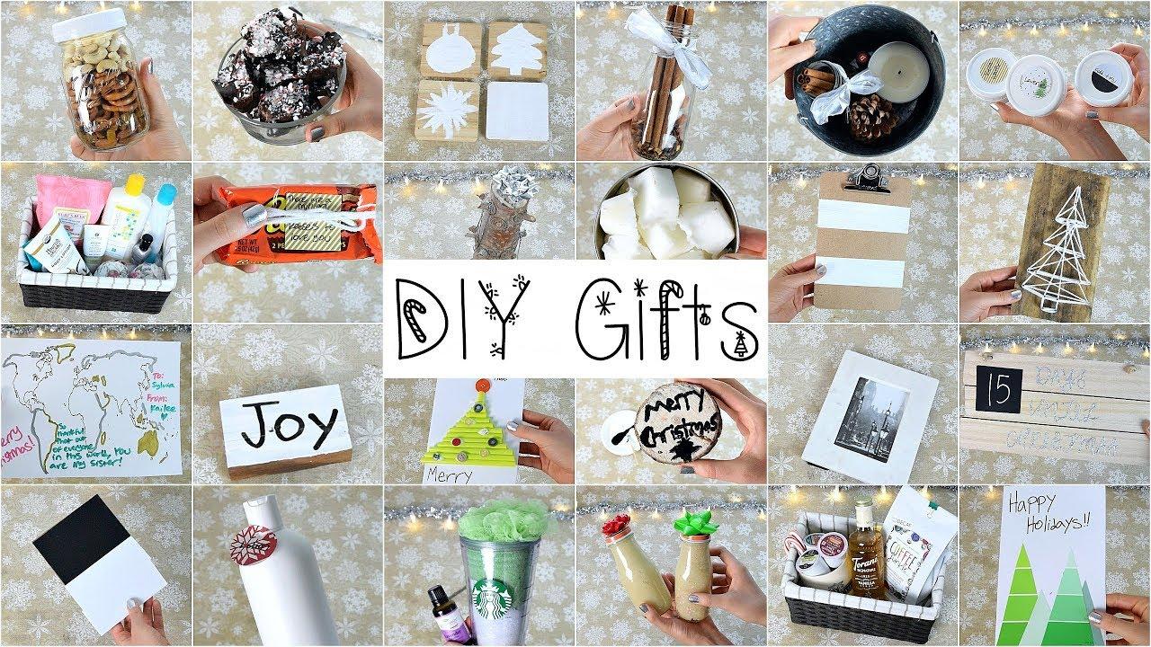 DIY Christmas Presents