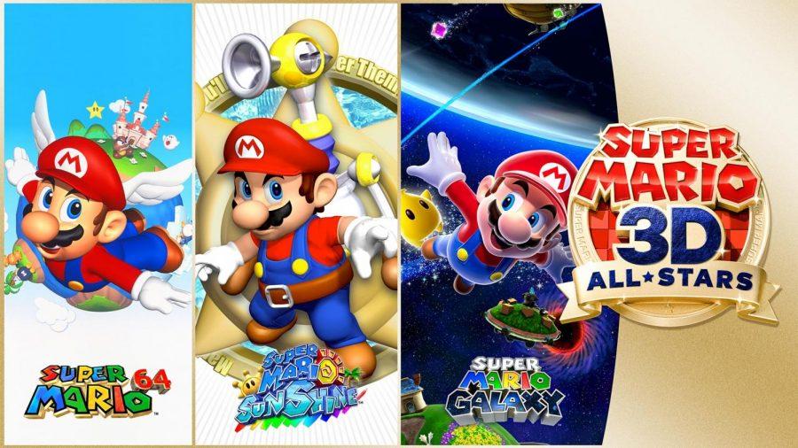 Super Mario 3-D All-Stars