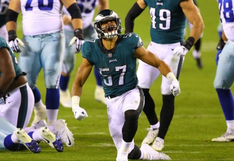 Former Lakes Eagles Football Player TJ Edwards is Now Starting for an NFL Team