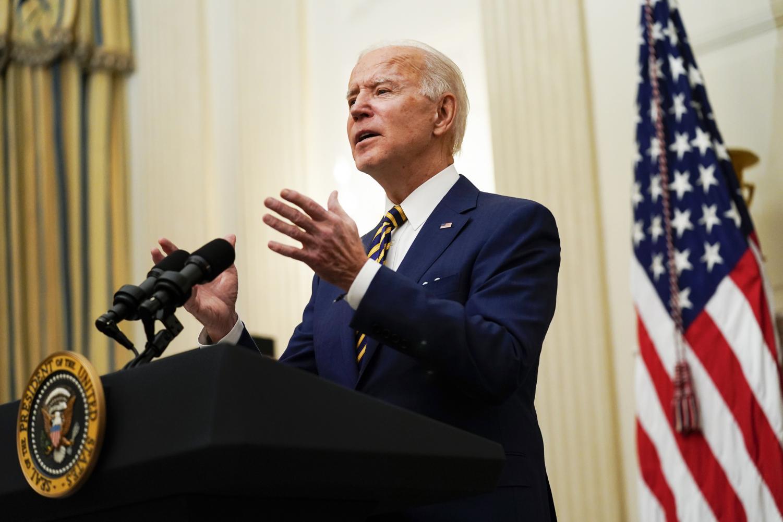 Joe Biden's First 100 days as President