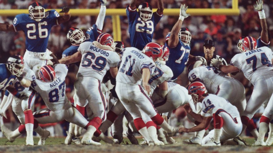 Weird but True: The Buffalo Bills went to Four Straight Super Bowls, and Lost all of Them