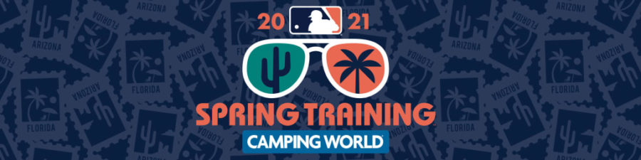 Batter Up: Spring Training and the 2021 MLB Season