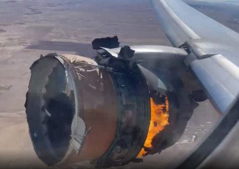 Boeing 777 Explosion