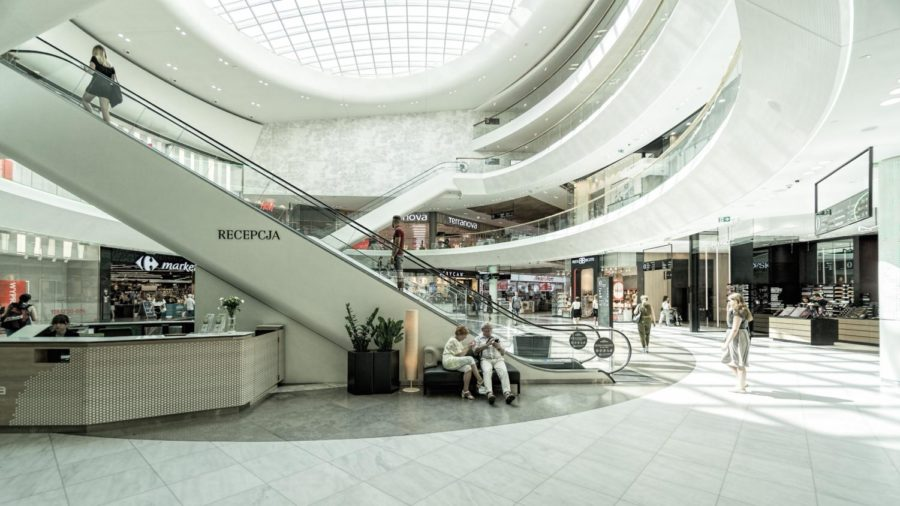How Shopping Malls are Evolving