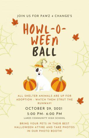 Pawz 4 Change Howl-O-Ween Ball
